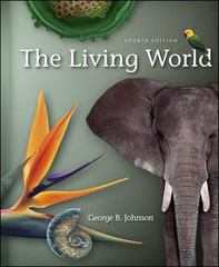 The Living World 4th edition 9780072817959 007281795X