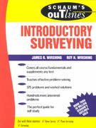 Schaum's Outline of Introductory Surveying 1st Edition 9780070711242 0070711240