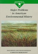 Major Problems in American Environmental History 1st edition 9780669249934 0669249939