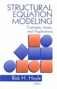 Structural Equation Modeling 1st edition 9780803953185 0803953186