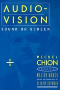 Audio-Vision 1st Edition 9780231078993 0231078994