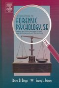 Introduction to Forensic Psychology 2nd edition 9780120643516 0120643510