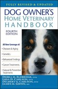 Dog Owner's Home Veterinary Handbook 4th edition 9780470067857 0470067853