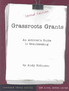 Grassroots Grants 2nd Edition 9780787965785 0787965782