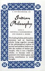 A Source Book in Indian Philosophy 1st Edition 9780691019581 0691019584