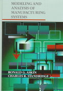 Modeling and Analysis of Manufacturing Systems 1st Edition 9780471514183 0471514187