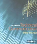 Technical Communication 6th edition 9780312400675 0312400675