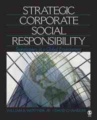 Strategic Corporate Social Responsibility 0 9781412913737 141291373X