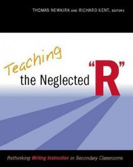 Teaching the Neglected R 1st Edition 9780325009872 0325009872