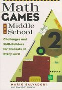 Math Games for Middle School 0 9781556522888 1556522886