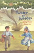 Twister on Tuesday 0 9780679890690 0679890696