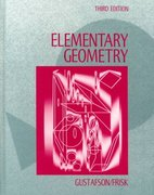 Elementary Geometry 3rd Edition 9780471510024 0471510025