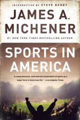 Sports in America 1st Edition 9780345483065 0345483065
