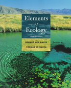 Elements of Ecology 4th edition 9780321015181 0321015185