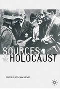 Sources of the Holocaust 0 9780333963456 0333963458
