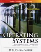 Operating Systems 2nd edition 9780071264365 0071264361