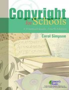 Copyright for Schools 4th edition 9781586831929 1586831925