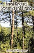 Forest Resource Economics and Finance 0 9780974021102 0974021105