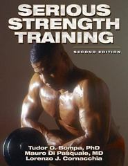 Serious Strength Training 2nd edition 9780736042666 0736042660