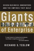 Giants of Enterprise 0 9780066620367 0066620368