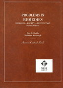 Problems in Remedies 2nd edition 9780314026194 0314026193