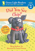 Did You See Chip? 0 9780152050962 0152050965