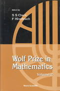 Wolf Prize in Mathematics 0 9789810239466 9810239467