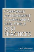 Corporate Management, Governance, and Ethics Best Practices 1st edition 9780470117231 0470117230