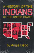 A History of the Indians of the United States 0 9780806118888 0806118881