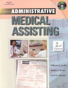 Delmar's Administrative Medical Assisting 2nd edition 9780766824232 0766824233