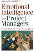 Emotional Intelligence for Project Managers 0 9780814474167 0814474160