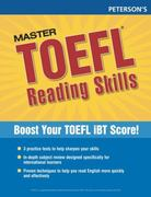Master TOEFL Reading Skills 1st edition 9780768923278 0768923271