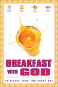 Breakfast with God 0 9780310248316 0310248310