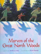 Marven of the Great North Woods 0 9780152001049 0152001042