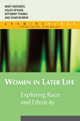 Women in Later Life 1st edition 9780335215256 0335215254