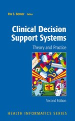 Clinical Decision Support Systems 2nd Edition 9780387383194 0387383190