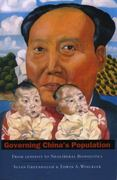 Governing China's Population 1st edition 9780804748797 0804748799
