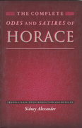 The Complete Odes and Satires of Horace: 1st Edition 9780691004280 0691004285