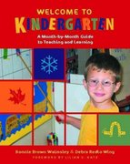Welcome to Kindergarten 0 9780325007113 032500711X