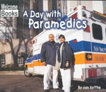 A Day with Paramedics 0 9780516230160 0516230166