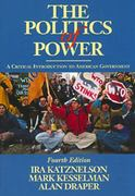 The Politics of Power 4th edition 9780155016989 0155016989