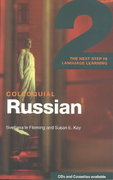 Colloquial Russian 2 1st Edition 9781317304968 1317304969