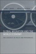 Global Migration and the World Economy 0 9780262582773 0262582775
