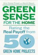 Greensense for the Home 0 9781600851551 160085155X