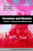 Terrorism and Disaster 0 9780521533454 0521533457