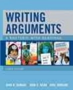 MyCompLab with Pearson eText -- Standalone Access Card -- for Writing Arguments 8th edition 9780205681105 0205681107