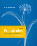 Precalculus plus MyMathLab Student Access Kit 4th edition 9780321576958 0321576950