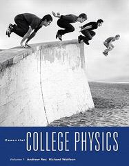 Essential College Physics, Volume 1, with MasteringPhysics 1st edition 9780321611185 0321611187