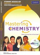 MasteringChemistry with Pearson eText Student Access Kit for General Chemistry 1st edition 9780321633514 0321633512