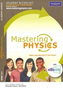 MasteringPhysics with E-book Student Access Kit for University Physics 12th edition 9780321636652 0321636651